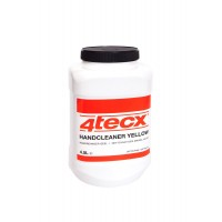 4TECX HANDCLEANER YELLOW 4,5 LTR