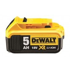 DEWALT 18V XR LI-ION 5.0AH ACCU DCB184-XJ