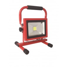4TECX LED BOUWLAMP ACCU BASIC 20W 1400 LUMEN